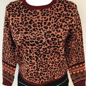 Trendy knit sweater | Zara